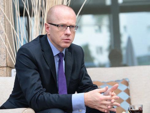 Ludwik Sobolewski rămâne şef al Bursei de Valori Bucureşti, chiar dacă i-a expirat contractul