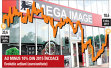 Cum au evoluat acţiunile Ahold, proprietarul Mega Image, lanţul de magazine care are unităţi la fiecare colţ de bloc, fiecare scară, fiecare clădire de birouri din Bucureşti