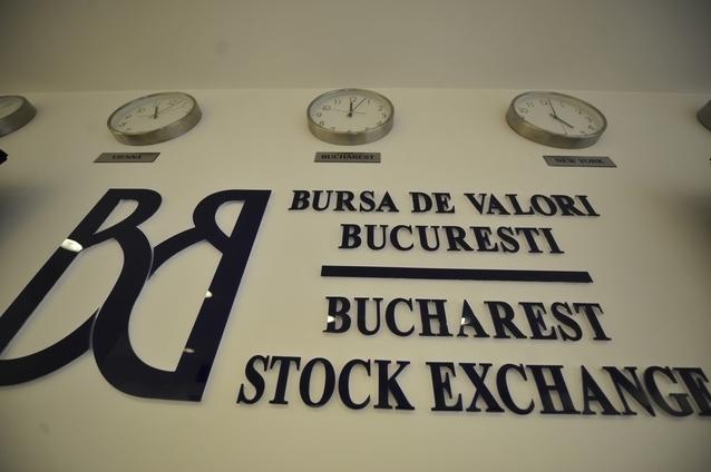 Banca Transilvania, Electrica şi BRD au fost cei mai tranzacţionaţi emitenţi de la Bucureşti în luna aprilie 2018