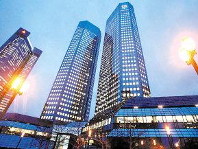 Deutsche Bank scade cu 4% la Frankfurt după ce a anunţat că va elimina 10.000 de locuri de muncă în cadrul programului de restructurare
