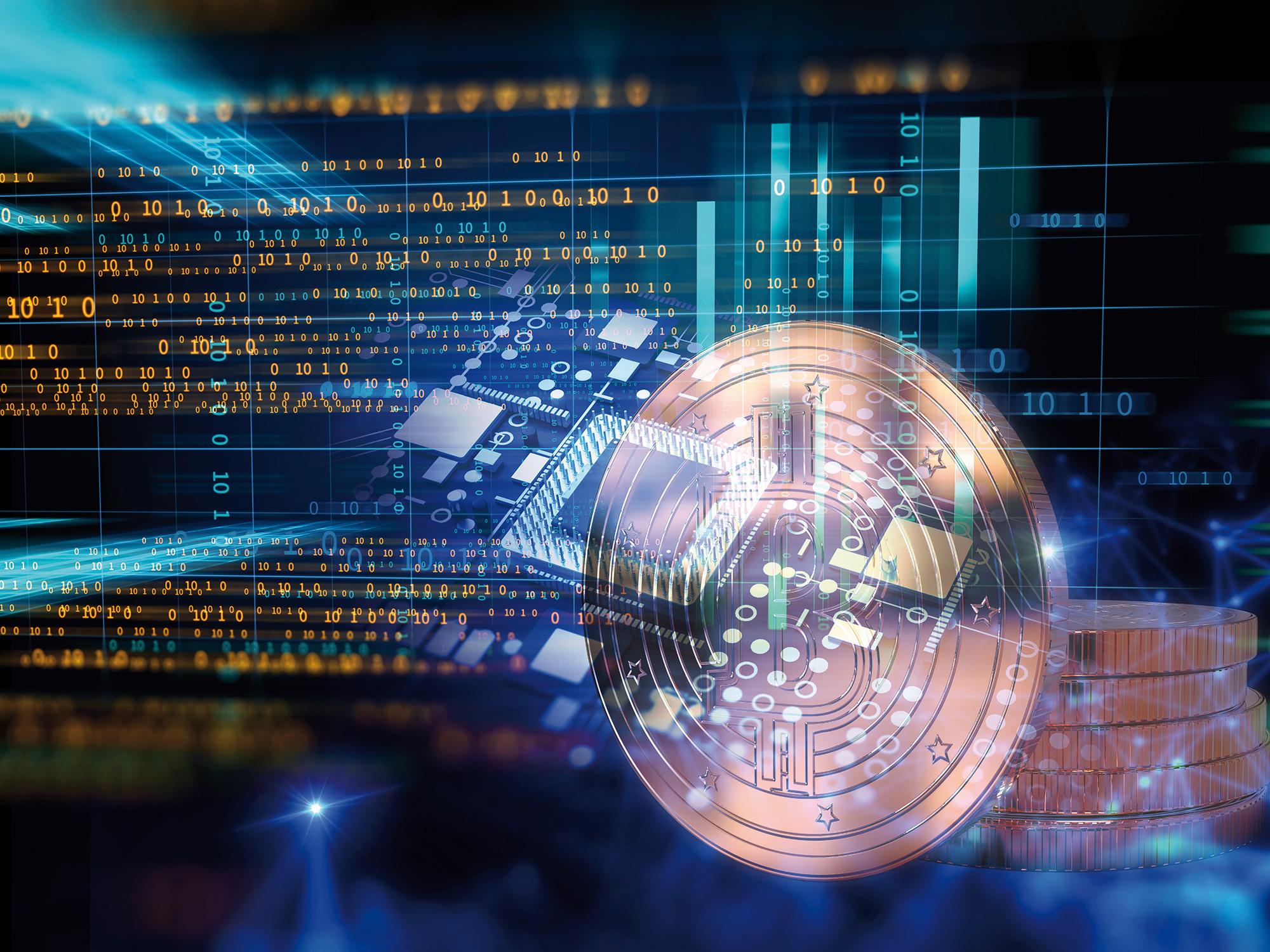 începutul creșterii bitcoin)