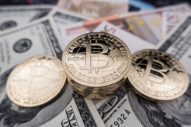bitcoins încă de la început