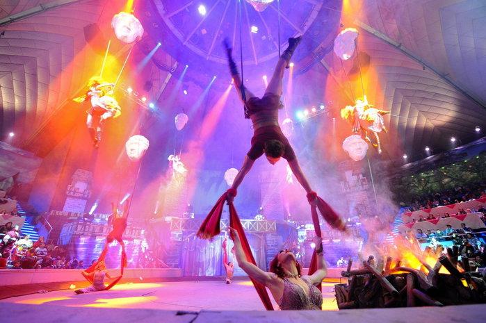 C�t costă organizarea unui show Cirque de Soleil şi care sunt condiţiile cerute de compania de(...)