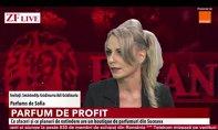 VIDEO ZF Live. Smărăndiţa şi Adi Grădinariu, Parfums de Sofia: Amenajarea unei parfumerii costă aproximativ 100.000, iar stocul urcă la 300.000 de euro