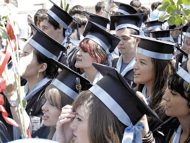 Studiu APT: Jumătate dintre studenţii români vor să devină antreprenori