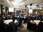 """Peste 200 de antreprenori din judeţele Argeş, Dâmboviţa şi Vâlcea au participat pe 10 martie la Piteşti la primul eveniment din seria """"Capitalul privat românesc - o şansă pentru dezvoltarea economică a României"""", organizat de ZF împreună cu Banca Transilvania"""