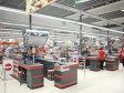 Cinci reţele de magazine alimentare vor depăşi pragul de 10.000 de salariaţi până la finalul anului