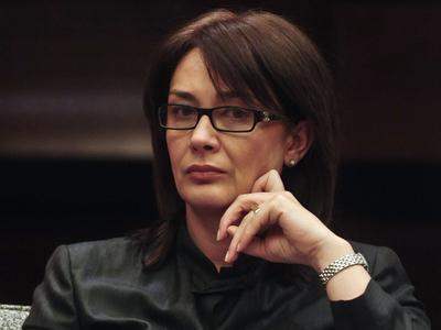 Daniela Lulache, şefa Nuclearelectrica, a încasat anul trecut 57.000 de lei lunar de la compania de stat, mai mult cu 18% faţă de anul precedent