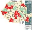 Capitala ridică pulsul economiei locale. Un sfert din cei 2,6 milioane de angajaţi din IMM-uri sunt concentraţi în Bucureşti