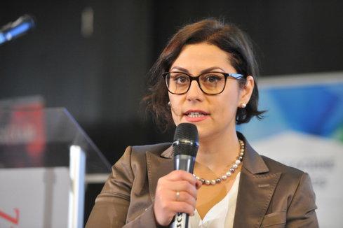 Magdalena Hueni, International Franchise Director, Reisswolf: Franciza noastră poate începe de la 15.000 de euro pe linie de business, iar cu ajutorul consultanţei noastre poţi pune francize pe picioare în trei luni