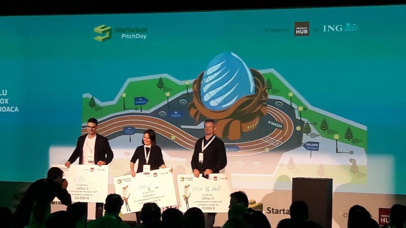 Start-up-ul Nalu, producător de lenjerie intimă, a câştigat marele premiu de 70.000 de euro pus la bătaie în cadrul Startarium PitchDay 2017