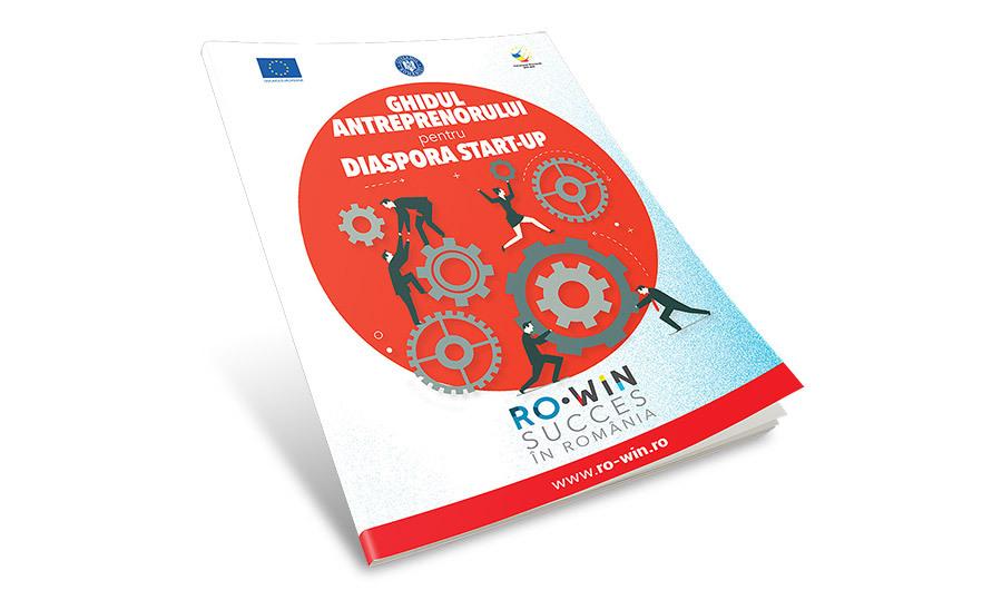 Românii din diaspora pot primi până în 35.000 euro pentru a lansa afaceri în ţară;  RO-WIN a lansat un ghid pentru finanţare