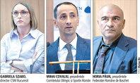 Conferinţa Soluţii pentru o Românie sănătoasă şi sportivă. Un teren de sport la fiecare supermarket. Gabriela Szabo: Numărul practicanţilor din sport arată starea de sănătate a ţării, numărul de medalii arată puterea economică. Avem o infrastructură sportivă ca în anii '70
