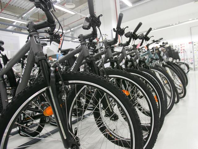 drăguţ ajunge ieftin vânzări speciale Noua fabrică de biciclete Decathlon de la Haţeg va angaja 950 de ...