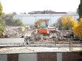 Imaginea articolului Încă o fabrică pusă la pământ de buldozere: Lidl va ridica în locul ei birouri şi magazin