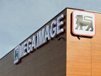 Mega Image înfige steagul în centrul Capitalei, într-unul dintre magazinele simbol