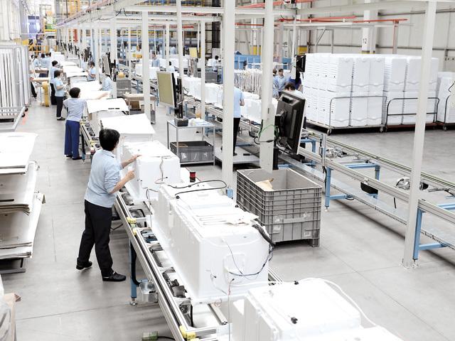Arctic primeşte 162 mil. lei ajutor de stat pentru o fabrică de maşini de spălat