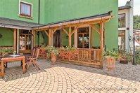 Hotelul de cinci stele Binderbubi din Sighişoara se transformă din toamnă în Mercure şi va fi administrat dce un grup internaţional