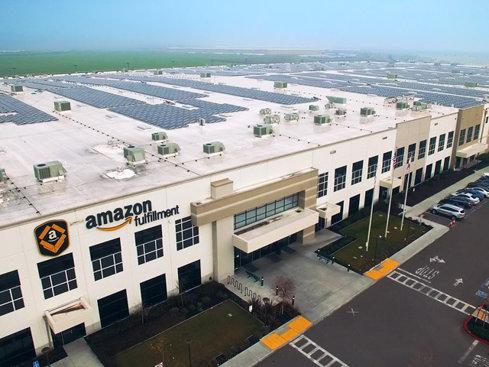 Papalekas negociază cu Amazon pentru 10.000 mp de birouri în Campusul din Pipera