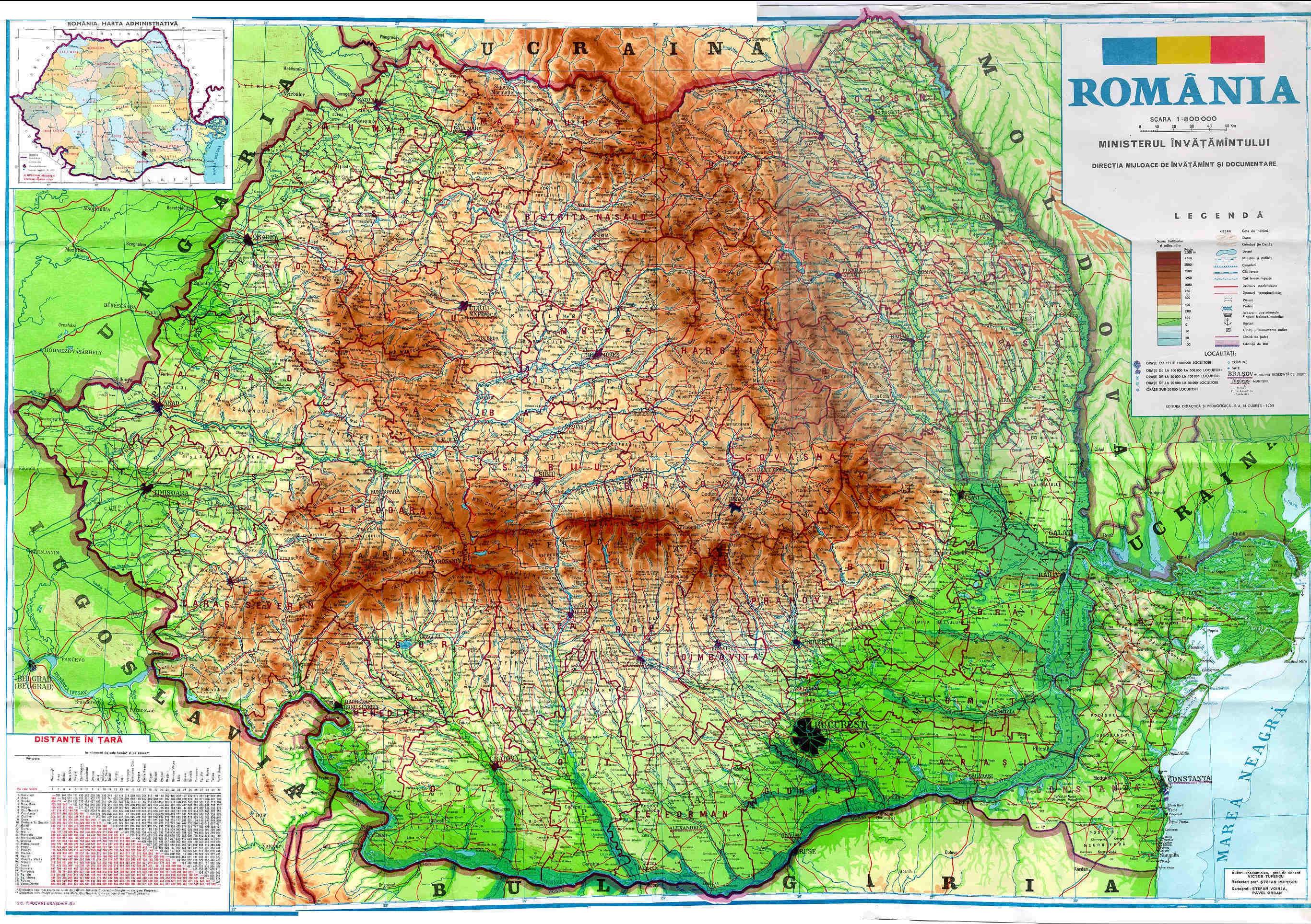 Harta care arată adevărul despre România. Ce se întâmplă în Ardeal este de-a dreptul şocant: Pentru prima oară, Bucureştiul a fost...