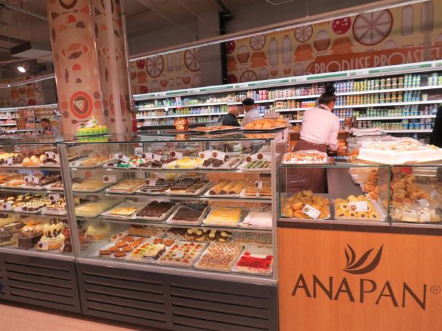 """Cofetăriile Ana Pan, plus 20% la nouă luni. """"Vânzările continuă să crească"""""""