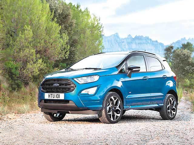 """Ford """"atacă"""" Duster cu noul EcoSport şi anunţă pentru România un preţ cu 5.000 de euro sub cel din Germania"""