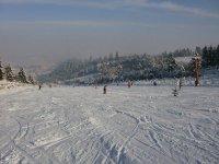 Infrastructura de schi din România: doar o pârtie are o lungime mai mare de 4 kilometri
