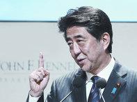 Premierul Japoniei Shinzo Abe: Am mai fost la Bucureşti, dar şi la Neptun, acum 35 de ani. Am încă în memorie imaginea României în acele zile de vară pline de energie