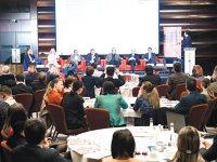 Conferinţa ZF IMM '18. Ministrul IMM-urilor: Antreprenori, veniţi şi luaţi banii de la Start-Up Nation. Aproximativ 1.500 de proiecte din programul Start-Up Nation au primit deja finanţare, iar restul antreprenorilor sunt aşteptaţi să depună cerererile pentru a primi banii