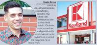 Un român de 35 de ani coordonează vânzările de 2 miliarde de euro ale Kaufland în Cehia
