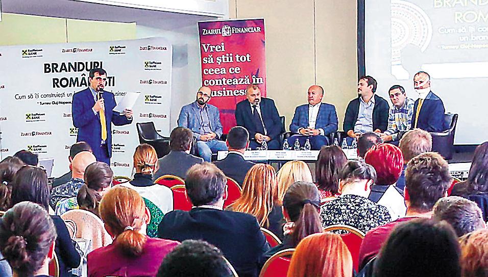 Conferinţa ZF Branduri româneşti, Timişoara. Puterea unei naţiuni nu stă în clădiri şi bani, ci în oamenii care o alcătuiesc şi care generează lucruri materiale