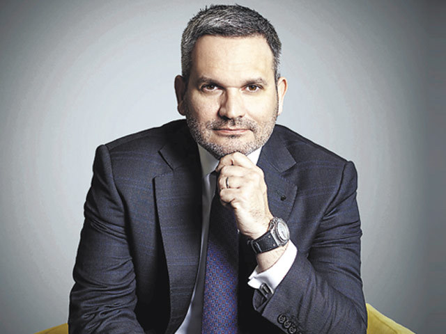 ZF up to 20 years. Creating a fancy for those who lead a big business: Romania for more than 20 years. Omer Tetik, Executive Director, Banca Transilvania