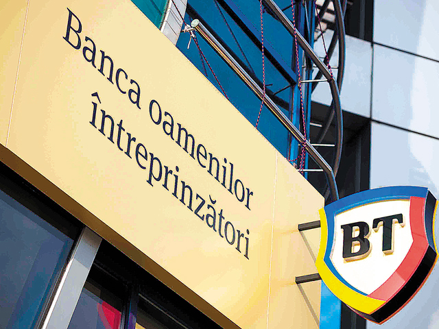 Increase 25%. Banca Transilvania, a net profit of almost 1 billion lei after nine months