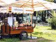 Un start-up pe zi: Doi contabili au mizat 5.000 de euro pe o tricicletă care vinde cafea pe străzile din Capitală