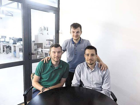 Un start-up pe zi. Trei antreprenori din Iaşi câştigă 500.000 de euro dintr-un restaurant de burgeri