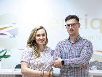 Doi antreprenori au investit 100.000 de euro într-o clinică stomatologică pentru copii