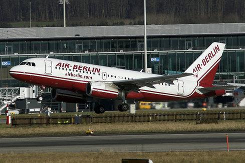 Air Berlin, una dintre cele mai mari companii aeriene germane, a anulat aproximativ 70 de zboruri din cauza piloţilor care s-au îmbolnăvit