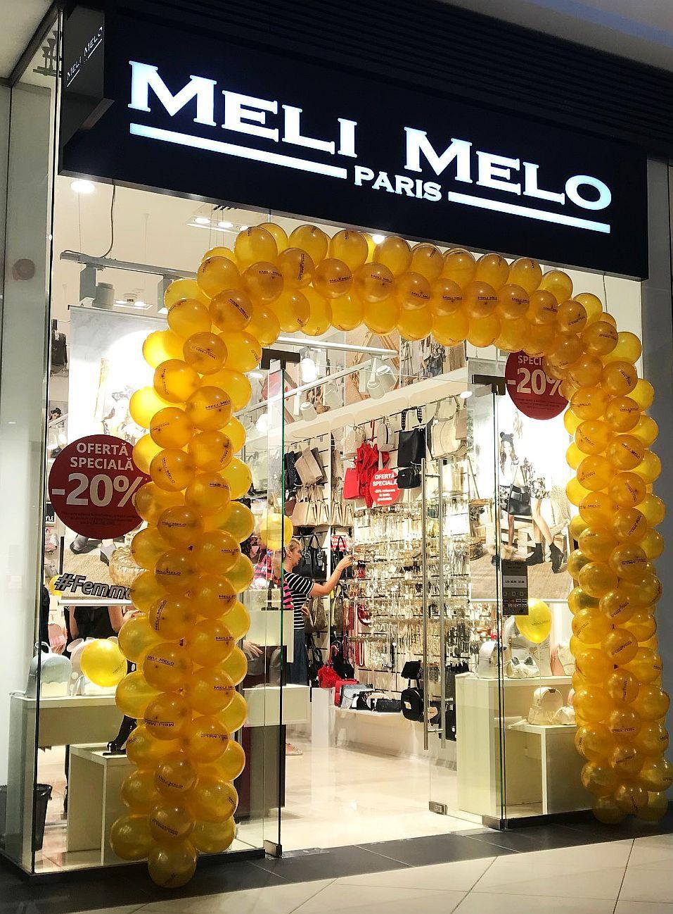 Retailerul de accesorii Meli Melo Paris intră pe piaţa francizelor şi inaugureză la Târgu Jiu primul său magazin de acest tip