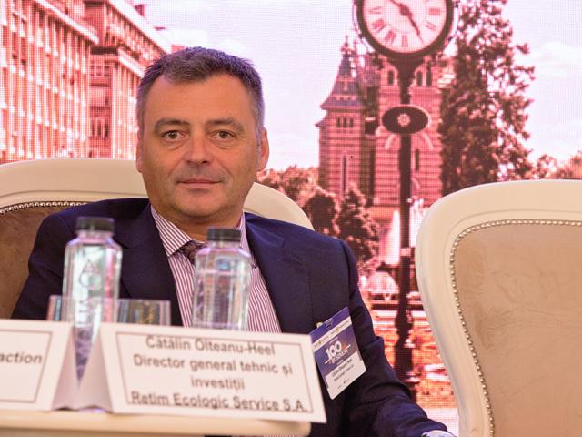 """Conferinţa """"România 100 de ani de business"""", Timişoara. Cătălin Olteanu: România trebuie să pună pe harta un produs unic, care să susţină economia locală, aşa cum a făcut Nokia în Finlanda. """"Eu văd Timişoara-Arad ca un hub regional. Este o chestiune de timp până când oamenii din jur vor veni aici."""""""