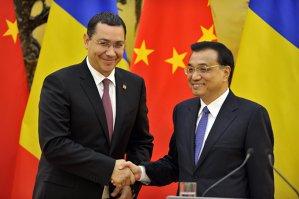 Cum văd americanii vizita premierului Ponta în China