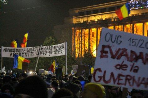 """Protestele şi """"ţâfna infantilă"""" a României politice. Vintilă Mihăilescu: """"Să te ferească Dumnezeu de omul fără simţul umorului, numele lui este ură"""""""