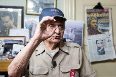 """România unui erou de război. Generalul de aviaţie Ion Dobran, 99 de ani: """"Tot aştept să fie ceva mai bine, numai că mai binele ăsta nu prea mai vine. Dacă aş avea 20 de ani şi Romania ar fi în pericol, aş mai lupta o dată pentru ţară"""""""