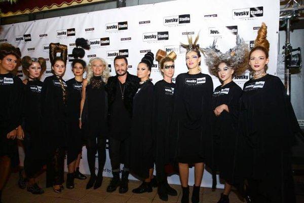 Adrian Perjovschi, hairstylist: Cel mai important e să trăiesti liber