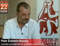 Vezi aici a treia parte a interviului acordat de Peter Eckstein Kovacs ziarului Gândul