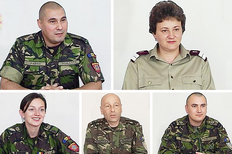 INTERVIURILE GÂNDUL. Poveşti de pe front, spuse din pacea de acasă. Cinci soldaţi români, despre o altă faţă a războiului. VIDEO