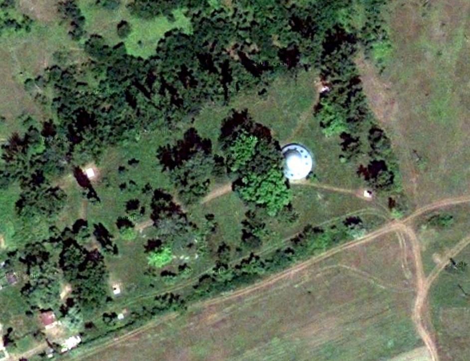 Imaginea Surprinsă De Sateliții Google Maps In Romania Care A