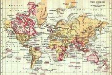 Acestea sunt cele 22 de naţiuni care au scăpat de invazia britanică. STUDIU