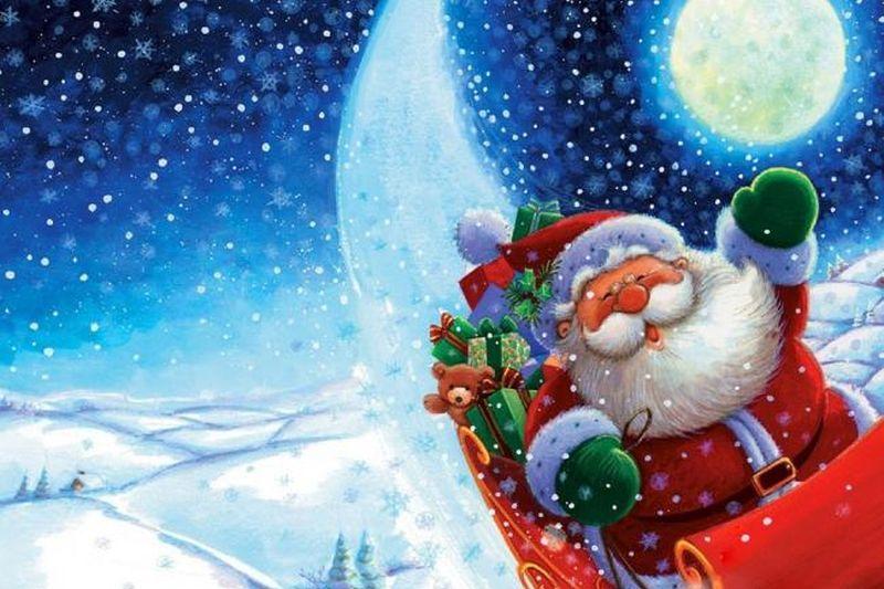 """MESAJE DE CRĂCIUN amuzante: """"Moş Crăciun e supărat că-i de criză afectat. Sania-i la-nregistrat, taxa auto s-a triplat!"""""""