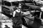 Audrey Hepburn apare într-o reclamă la ciocolată