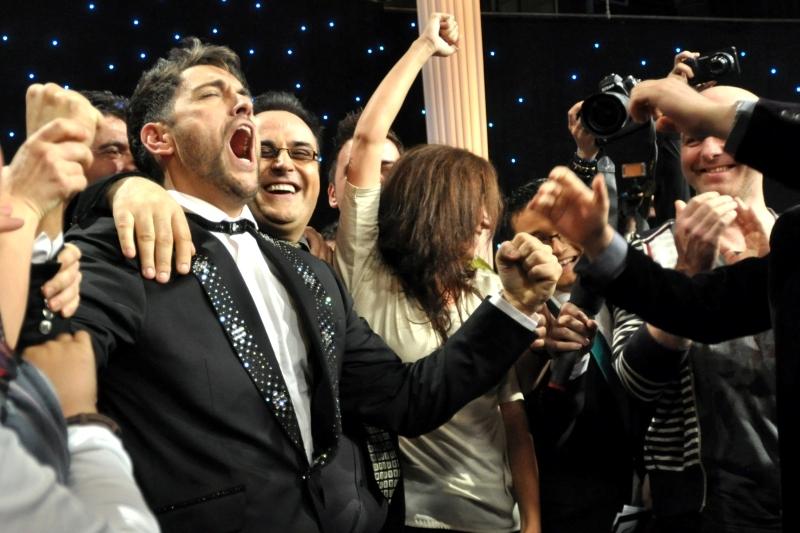EUROVISION 2013. Cine este CEZAR OUATU, câştigătorul EUROVISION ROMÂNIA 2013. Scandal după anunţarea rezultatelor